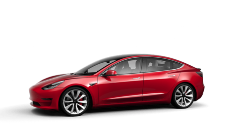 Tesla Model 3 Long Range Dual Motor
