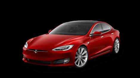 Tesla Model S Ludicrous Performance