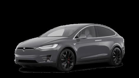 Tesla Model X Ludicrous Performance