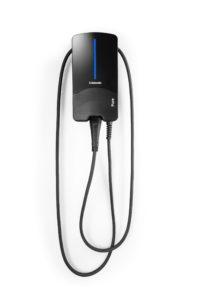 Ladestation Webasto Pure 11 kW Type 2 Black Edition,7 mtr. kabel